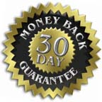 30-Day Money Back Guarantee on our Jupiter Water Ionizers